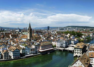 Discover Zurich and the region on a tour