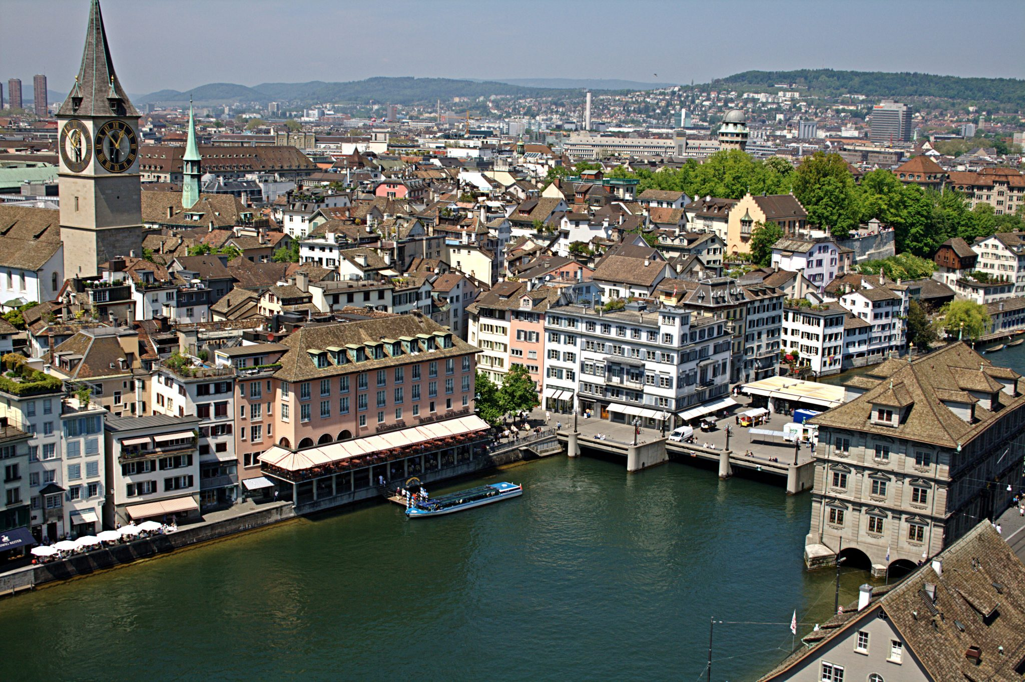 Affordable And Cozy Hotel In Zurich Offer In English
